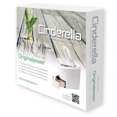 Cinderella papperspåsar