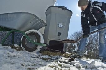 Kompostering på vintern