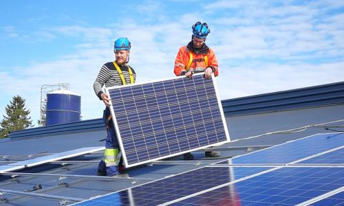 Aurinkoenergia