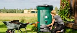 Kompostin perustarpeet