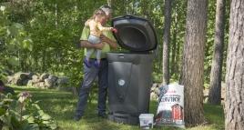 Kompostointi on helppoa