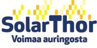 SolarThor-aurinkosähköjärjestelmien komponentit