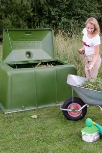 Erityyppisten kompostien perustaminen ja hoito