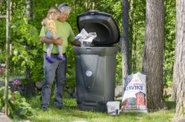 Mitä kompostointi on?