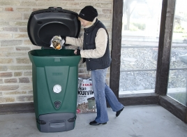 Kompostointi taloyhtiöissä