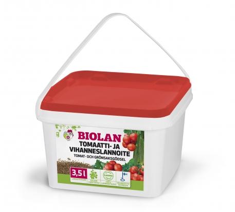 Biolan Tomat- och grönsaksgödsel