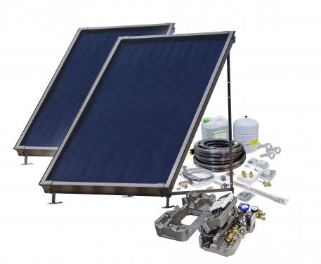 SolarThor -aurinkolämpöjärjestelmät
