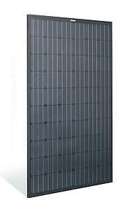 SolarThor -Yksikidepaneelit (täysmusta)