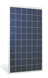 SolarThor Polykristallina solpaneler (gråblå)