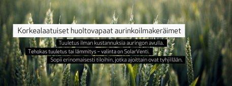 SolarVenti luftsolfångare SV30