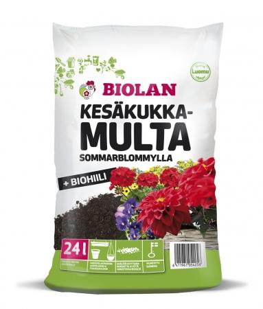 Biolan Sommarblommylla