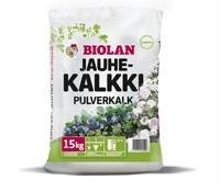 Biolan Pulverkalk
