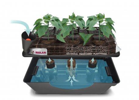 Biolan Vattenbassäng