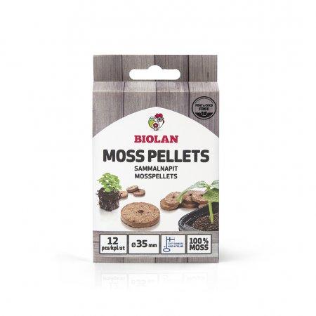 Biolan Mosspellets
